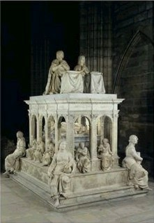 Monumento funebre di Luigi XII a Saint-Denis