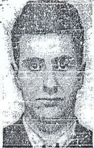 Ugo Ciappina ai tempi dell'arresto