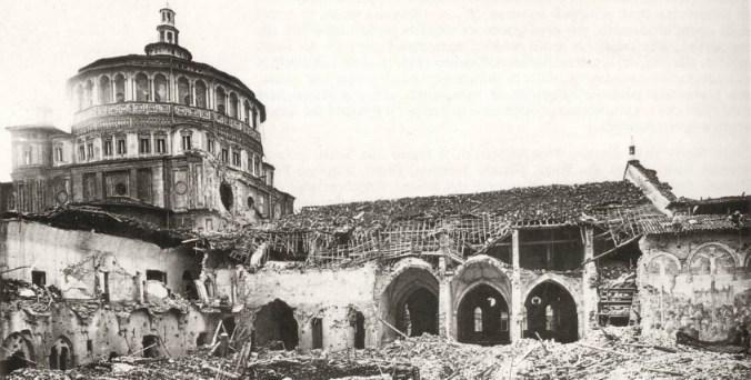Storia Di Milano Bombardamenti Aerei Su Milano