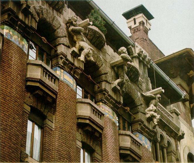 storia di milano palazzi e case liberty