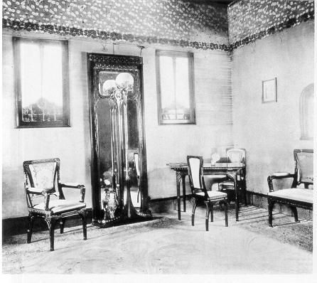 Storia di milano palazzi e case liberty for Arredamento stile liberty