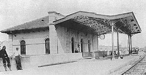 Storia di milano binari e stazioni a milano - Stazione porta vittoria milano ...