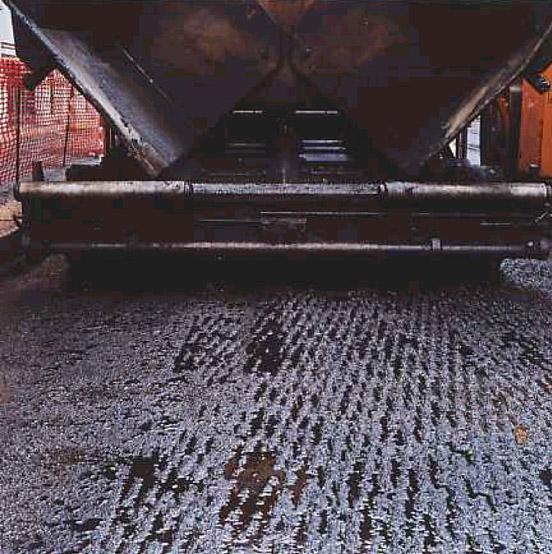 Tappetino di asfalto
