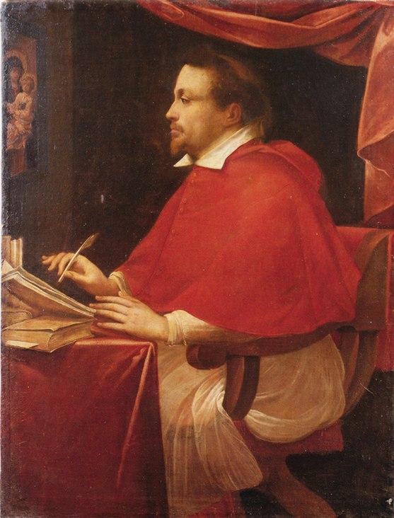 Federico Borromeo in un ritratto coevo.